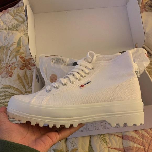 Superga Shoes | Superga 2553cotu White